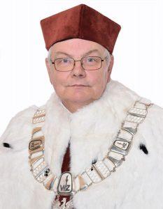 slawomir wozniak rektor